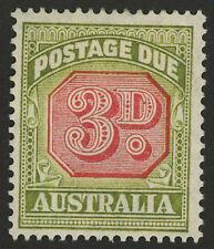 Australia   1938   Scott # J 67    Mint Lightly Hinged