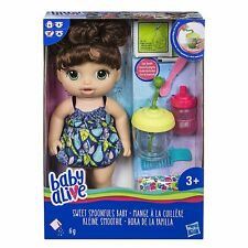 Baby Alive E0587ES0 Girl Sweet Spoonfuls Doll