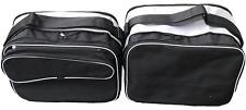 Bisaccia Liner Bags Luggage Bags Per BMW R1200 GS Vario con tasca esterna 2012