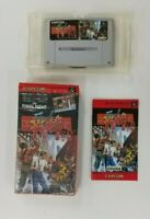 FINAL FIGHT  Nintendo Super Famicom with box Japanese SFC SNES Japan USED