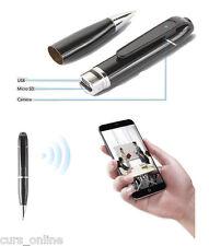 Penna Spia WiFi HD 720P P2P IP Telecamera Nascosta Supporta Android iOS TPEN10