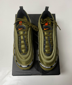 Nike Air Max 97 Undefeated Militia Green (2020) Size 9 Brand New with Box