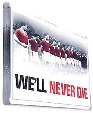 Manchester United Legend 1958 Team Line Up Legends  Fridge Magnets Football Gift
