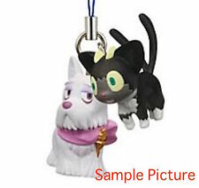Ao no Blue Exorcist Mephisto Dog Kuro Cat Mascot Figure Strap JAPAN ANIME MANGA