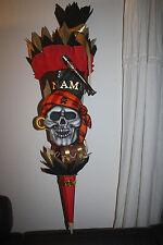 XXL Pirat Schultüte, Einschulung, Zuckertüte, für coole Jungs,absoluter Hingucke