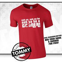Arsenal FC Ooh To Be a Gooner T-Shirt, Arsenal T-shirt, Gooners AFC