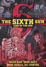 THE SIXTH GUN: SONS OF THE GUN TPB Cullen Bunn Oni Press Comics Collects #1-5 TP