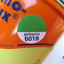 (26,60€/l) BRANTHO KORRUX 3 in 1 gelb-grün RAL 6018 0,75L Die Metallschutzfarbe