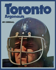 JIM CORRIGALL - Toronto Argonauts, 8x10 Color Photo