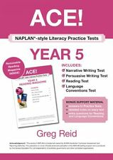 ACE! NAPLAN -style Literacy Practice Tests Year 5 with Year 5 Reading Magazine