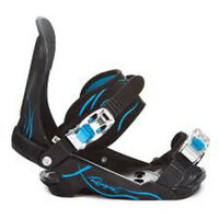 New Rossignol Trans Am V4 snowboard bindings, size S/M