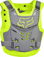 Grey Motorcycle Body Armour & Protectors