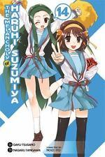 The Melancholy of Haruhi Suzumiya, Vol. 14 - manga-ExLibrary