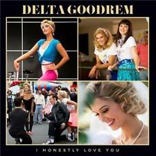 (Personally Signed by Delta) DELTA GOODREM I Honestly Love You CD NEW