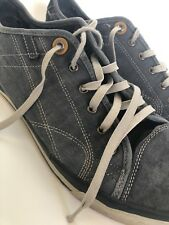 Skechers Blue Denim Colour Mens Shoes Size 12 US + FREE US 12 Skechers too