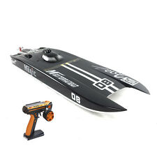 DT E32 Electric RC Racing Speed Boat 75km/h 6S 1750KV Motor 120A ESC RTR Black