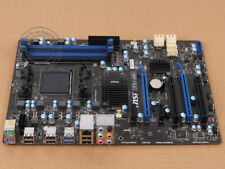 Original MSI 970A-G43, Socket AM3 AM3+, AMD 970 Motherboard MS-7693 DDR3