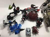 Bionicles Assorted Lot  As Is LEGO Toys