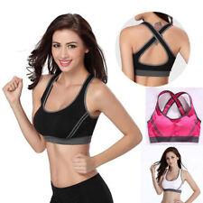 Unbranded Running Bra Top Activewear for Women