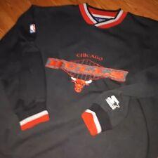 Vintage Chicago Bulls NBA Starter Crewneck Sweater