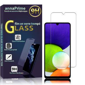 """1 Film Verre Trempé Protecteur Écran pour Samsung Galaxy A22 4G 6.4"""" SM-A225F"""