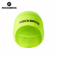 ROCKBROS Winter Cap Windproof Thermal Fleece Cycling Running Ski Sport Hat