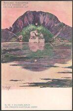 Suisse.  F. Hass. Surréalisme antropomorphisme. Killinger n° 166
