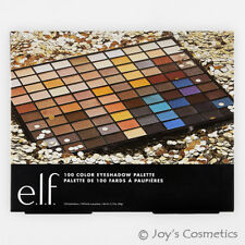 "1 ELF 100 Color Eyeshadow Palette - 100% Vegan ""B74585-1"" *Joy's cosmetics*"