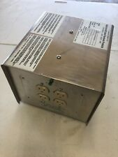 Isolation Transformer 115 V 8A 50/60Hz 735-272-G10 Infimed Ny With Cord