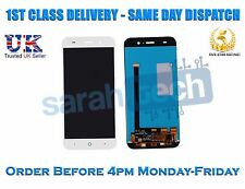 New ZTE Blade X7 V6 D6 Touch Screen Digitizer + LCD Display Assembly White
