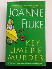 A Hannah Swensen Mystery: Key Lime Pie Murder No. 9 by Joanne Fluke (2012, Paper
