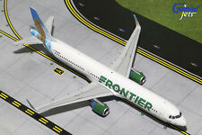 """GEMINI JETS FRONTIER AIRLINES A321(S) 1:200 """"FERNDALE THE OWL"""" N705FR  G2FFT611"""