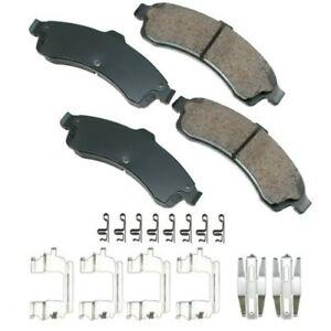 Frt Ceramic Brake Pads AkebonoACT882