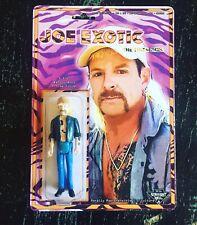 Joe Exotic TIGER KING 3.75 Retro Action Figure