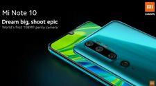 Xiaomi Mi Note 10 (cc9 Pro) 8gb 128gb weltweit erste 108mp Penta Kamera Duel SIM