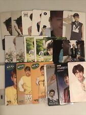 Exo Baekhyun Official Photocards Coex Anniversary Growl Nature Republic