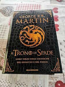 George R.R. Martin - Il trono di spade  Deluxe - vol. 3 Oscar Draghi