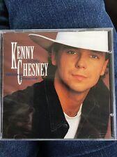 Kenny Chesney In My Wildest Dreams CD. Sealed. Capricorn Label.  Rare HTF. 1994.