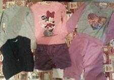 lotto 790 stock abbigliamento bimba bambina 6/7 anni