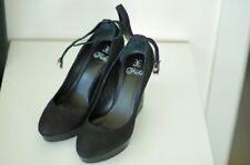 Zapatos  Fabi  de piel  talla 38 con plataforma