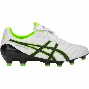SALE | ASICS LETHAL TESTIMONIAL 4 IT MENS FOOTBALL BOOTS (106)