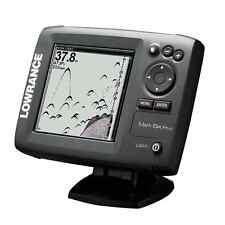 â—� Lowrance Mark-5x Pro Fishfinder â—� 175-001 Mono 83/200 Khz Sonar Transducer New