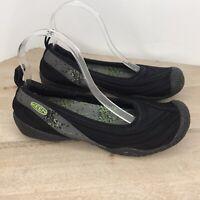 Keen Size 7, EU 37.5 Madrid Neoprene Ballerina Slip On Camo Outdoor Flats Shoes
