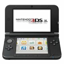 Nintendo 3DS XL Red/black Console Very Good 1Z