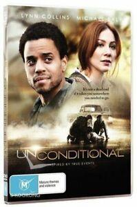 Unconditional DVD Christian Faith Movie - TRUE STORY Lynn Collins RARE OOP