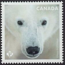 POLAR BEAR = Stamp Souvenir Sheet Canada 2019 MNH VF