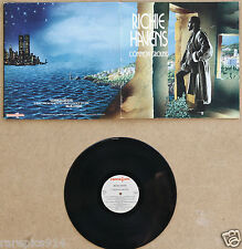 Richie Havens Vintage Original Common Ground HAND SIGNED with message Record.