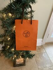 Hermes 100% Authentic Shopping Gift Paper Bag-Brand New