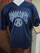 Toronto Argonauts Football Jersey Mens Medium/Large CFL Argos Shirt