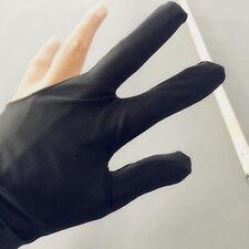 Black stretch nylon 3 refers to table tennis, billiards gloves